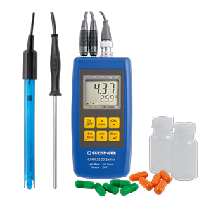 pH/redox/temperature-set