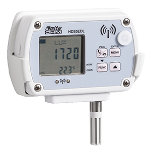 Data logger wireless