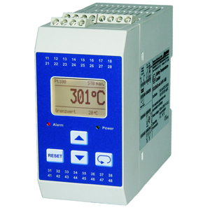 Safety temperature limiter