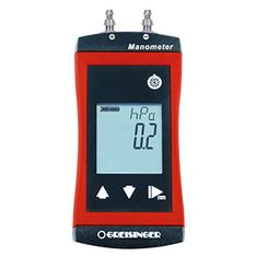 Manometer Koffer-Set - G 1113-___-SET