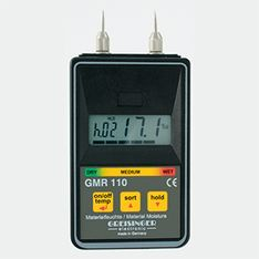 Material humidity device - GMR 110