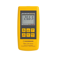 Pt100 High precision thermometer - GMH 3710