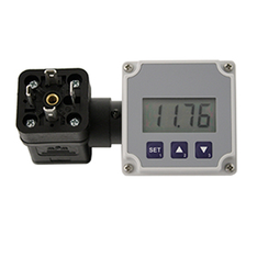 Plug-in display for transducer - GIA0420VO
