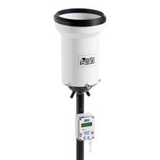 Bucket rain gauge - HD 2013