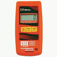 Carbon monoxide (CO) device - GCO 100