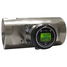 Flow transmitter with LCD - OMNI-HR2E