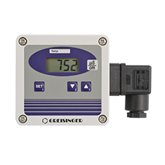 Conductivity transmitter - GLMU 400 MP