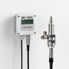 Humidity transmitter - HD48S17T