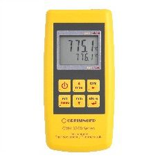 Precision quick response thermometer, 2 channel, with logger - GMH 3251