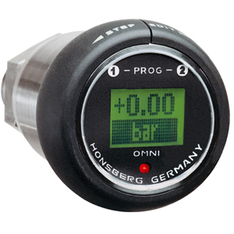 Pressure transmitter with LCD - OMNI-P1