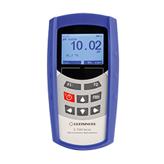 MultiSensor water analysis handheld instrument - G 7500
