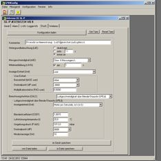 Konfigurationssoftware GMH3000/5000 - GMHKonfig