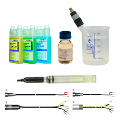 Accessories for pH Measurement -